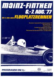 07.08.1977 - Mainz-Finthen
