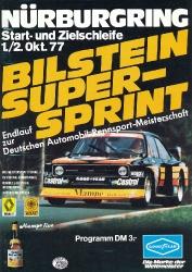 02.10.1977 - Nürburgring