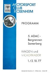 02.10.1977 - Samerberg