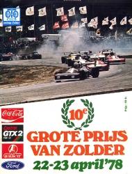 23.04.1978 - Zolder
