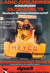 30.04.1978 - Nürburgring