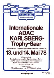 14.05.1978 - Saarlouis