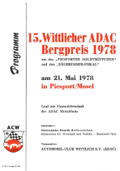 21.05.1978 - Wittlich