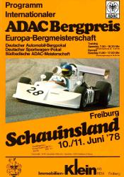 11.06.1978 - Freiburg-Schauinsland