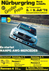09.07.1978 - Nürburgring