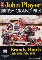 16.07.1978 - Brands Hatch