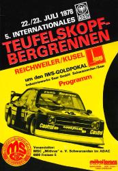 23.07.1978 - Teufelskopf