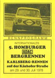 30.07.1978 - Homburg