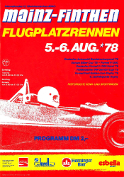 06.08.1978 - Mainz-Finthen