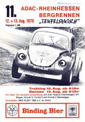 13.08.1978 - Teufelsrutsch