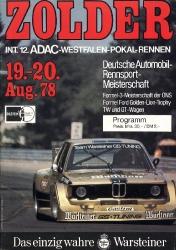20.08.1978 - Zolder