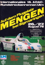 27.08.1978 - Ulm-Mengen