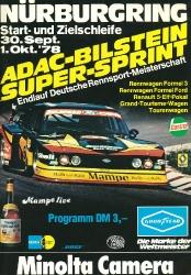 01.10.1978 - Nürburgring