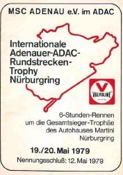 20.05.1979 - Nürburgring