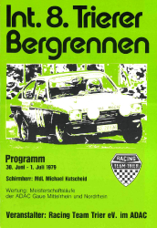 01.07.1979 - Trierer Bergrennen