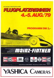 05.08.1979 - Mainz-Finthen