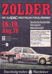 19.08.1979 - Zolder