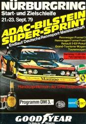 23.09.1979 - Nürburgring