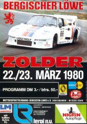 23.03.1980 - Zolder