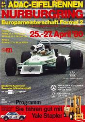 27.04.1980 - Nürburgring