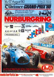 17.08.1980 - Nürburgring