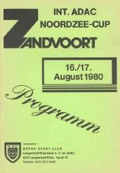 17.08.1980 - Zandvoort