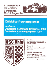 31.08.1980 - Hauenstein
