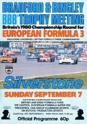 07.09.1980 - Silverstone