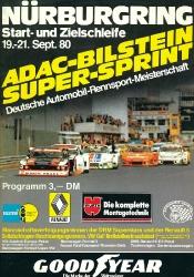 21.09.1980 - Nürburgring