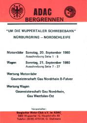21.09.1980 - Wuppertal