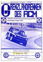 27.09.1980 - Nürburgring
