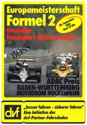 28.09.1980 - Hockenheim