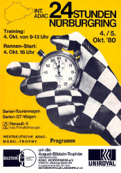 05.10.1980 - Nürburgring