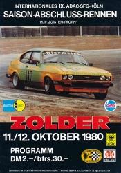 12.10.1980 - Zolder