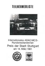 14.03.1981 - Hockenheim