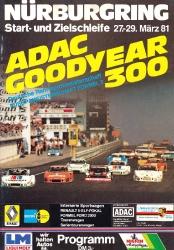 29.03.1981 - Nürburgring