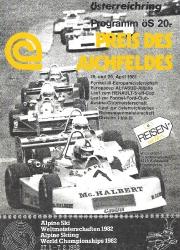 20.04.1981 - Zeltweg