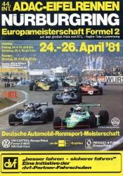 26.04.1981 - Nürburgring