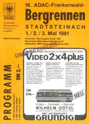 03.05.1981 - Frankenwald