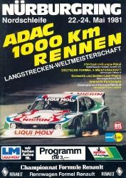 24.05.1981 - Nürburgring