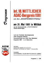 31.05.1981 - Wittlich