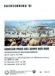 12.07.1981 - Sachsenring