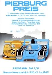 26.07.1981 - Nürburgring