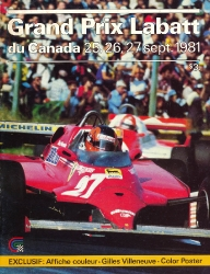 27.09.1981 - Montreal