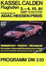 04.10.1981 - Kassel-Calden