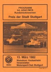 13.03.1982 - Hockenheim