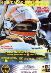 25.04.1982 - Nürburgring