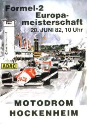 20.06.1982 - Hockenheim