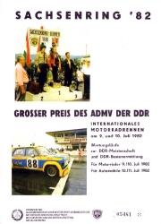 11.07.1982 - Sachsenring