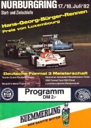 18.07.1982 - Nürburgring